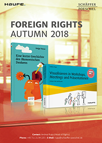 Foreign Rights Guide Autumn 2018 - ask the Rights and Permissions Department for permission