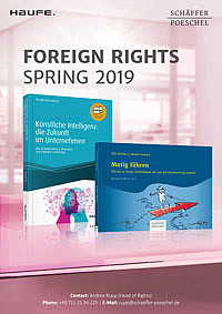 Foreign Rights Guide Spring 2019 - ask the Rights and Permissions Department for permission