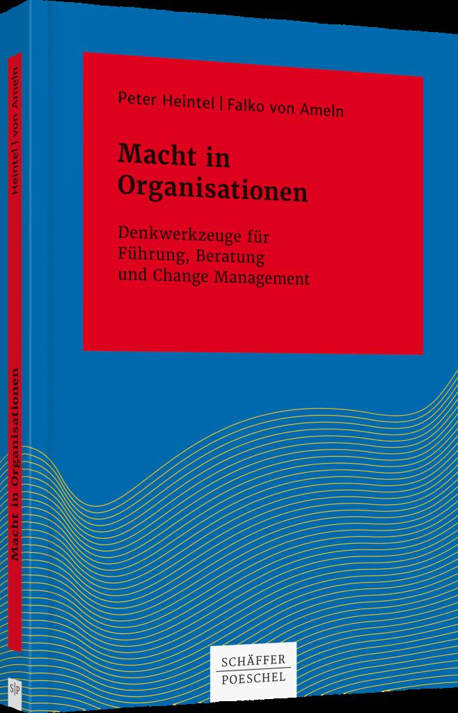 """Abbildung vom Buch """"Macht in Organisationen"""""""
