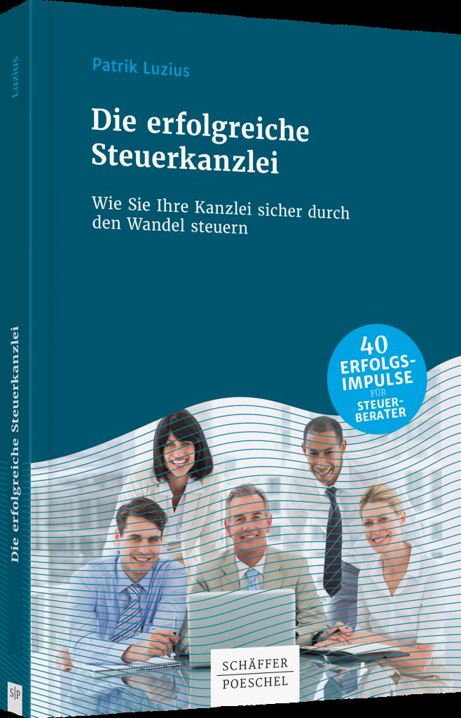"""Abbildung vom Buch """"Die erfolgreiche Steuerkanzlei"""""""