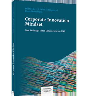 "Abbildung des Buchs ""Corporate Innovation Mindset"""
